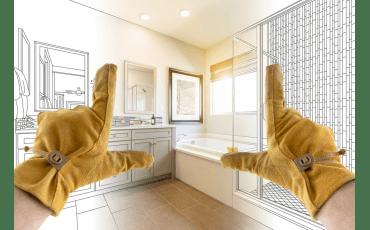 Ristrutturazione del bagno: infinite possibilità!